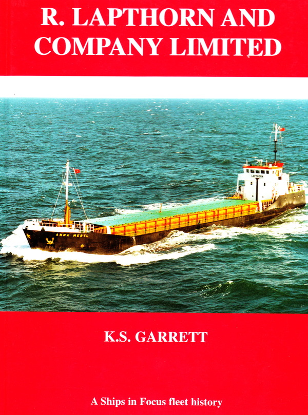 R. LAPTHORN AND COMPANY LIMITED. K. S. Garrett.