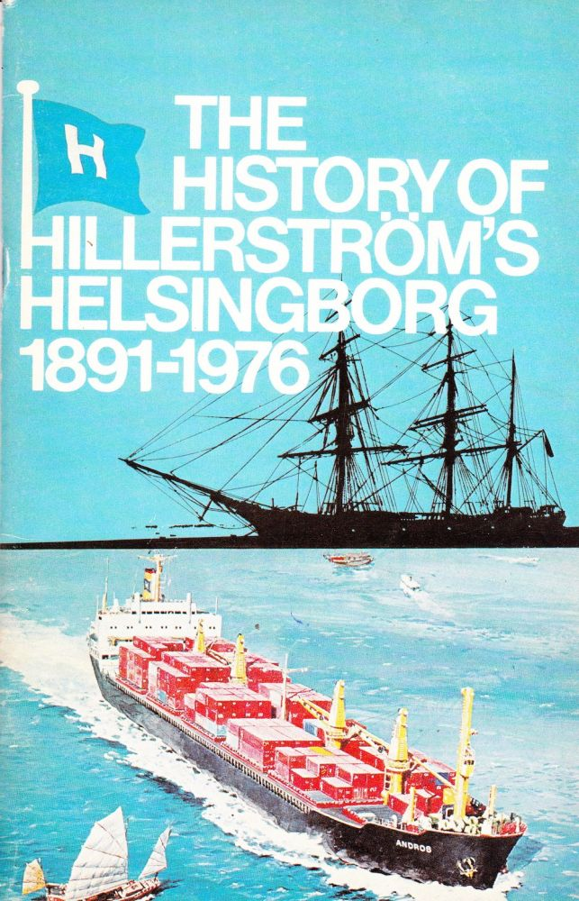 THE HISTORY OF HILLERSTROM'S HELSINGBORG 1891-1976. Tomas Johannesson.