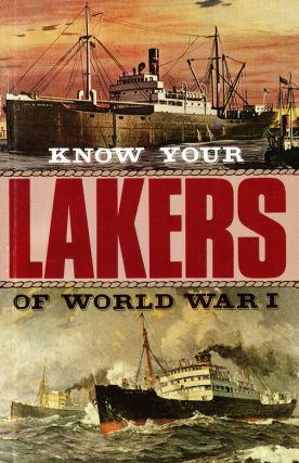 KNOW YOUR LAKERS OF WORLD WAR I. Rev. Edward J. Dowling S. J
