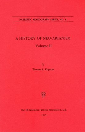 A HISTORY OF NEO-ARIANISM (2 VOLUME SET)