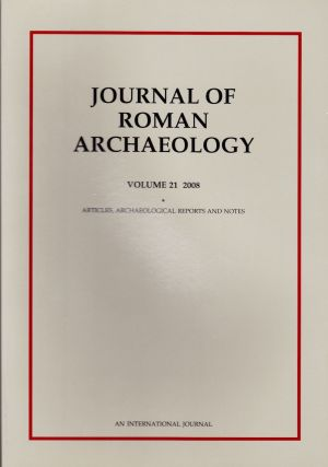 JOURNAL OF ROMAN ARCHAEOLOGY VOLUME 21-2008 (TWO VOLUME SET). John H. Humphrey